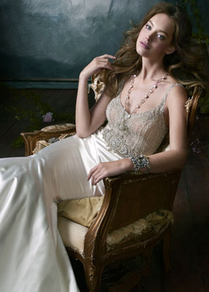 Lazaro Bridal Dresses Style 3052 by JLM Couture, Inc.