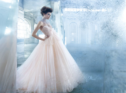 Lazaro Bridal Dresses Style 3300 by JLM Couture, Inc.