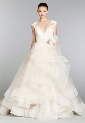 Lazaro Bridal Dresses Style 3364 by JLM Couture, Inc.