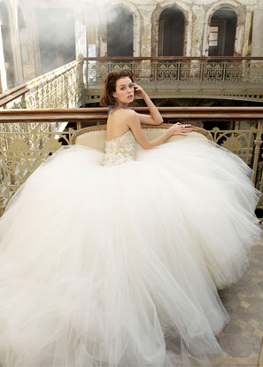 Lazaro Bridal Dresses Style 3209 by JLM Couture, Inc.