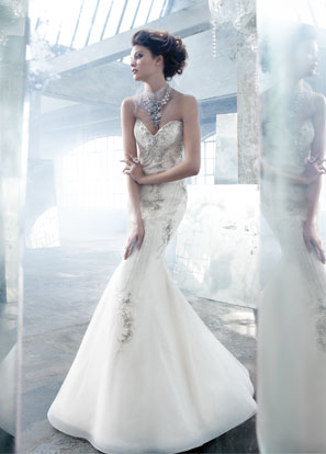 Lazaro Bridal Dresses Style 3306 by JLM Couture, Inc.