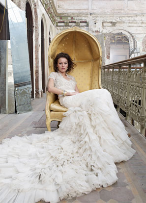Lazaro Bridal Dresses Style 3204 by JLM Couture, Inc.