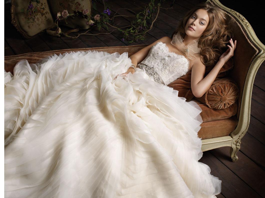 Wedding Bride Bridal Brides Gown 85