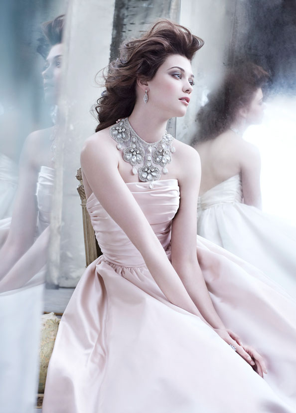 Lazaro Bridal Gowns, Wedding Dresses Style LZ3265 by JLM Couture, Inc.