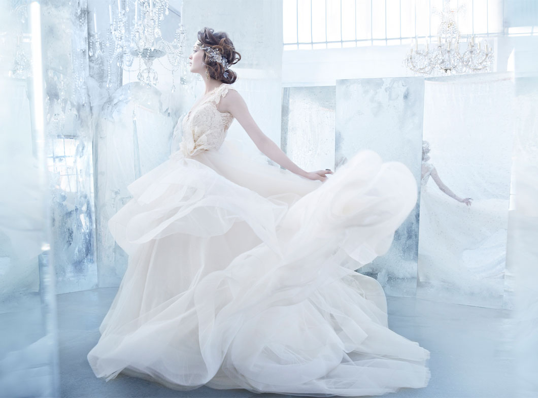 Lazaro Bridal Gowns, Wedding Dresses Style LZ3364 by JLM Couture, Inc.