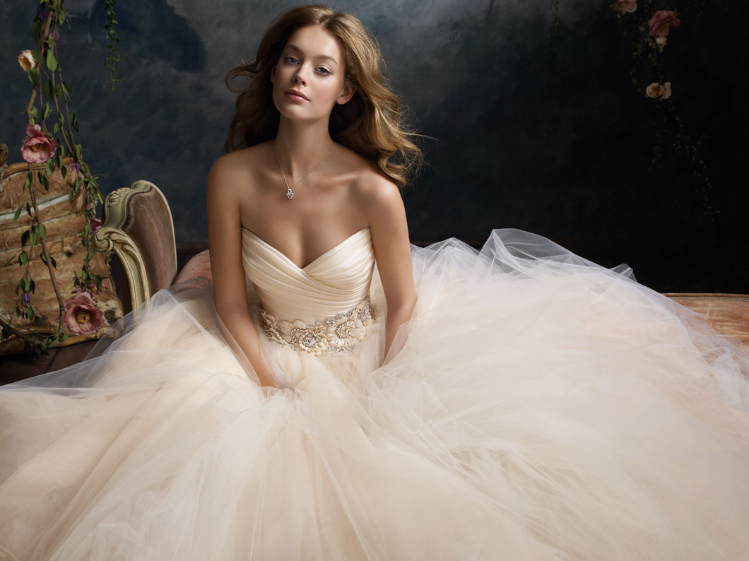 Princess Ball Gown Wedding Dresses: Bridal Gowns, Wedding Dresses By Lazaro