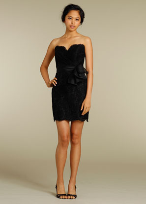 Noir By Lazaro Bridesmaids and Special Occasion Dresses Style 3228 by JLM Couture, Inc.