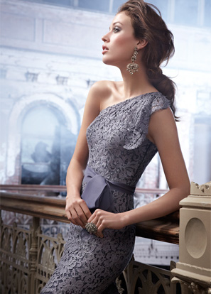 Noir By Lazaro Bridesmaids and Special Occasion Dresses Style 3227 by JLM Couture, Inc.