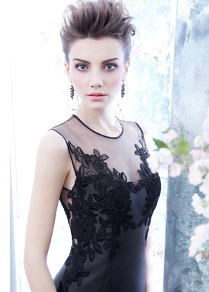 Noir By Lazaro Bridesmaids and Special Occasion Dresses Style 3421 by JLM Couture, Inc.