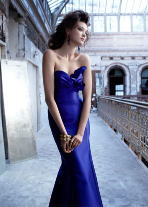 Noir By Lazaro Bridesmaids and Special Occasion Dresses Style 3187 by JLM Couture, Inc.