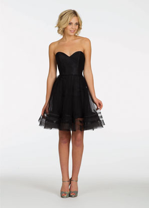 Noir By Lazaro Bridesmaids and Special Occasion Dresses Style 3420 by JLM Couture, Inc.