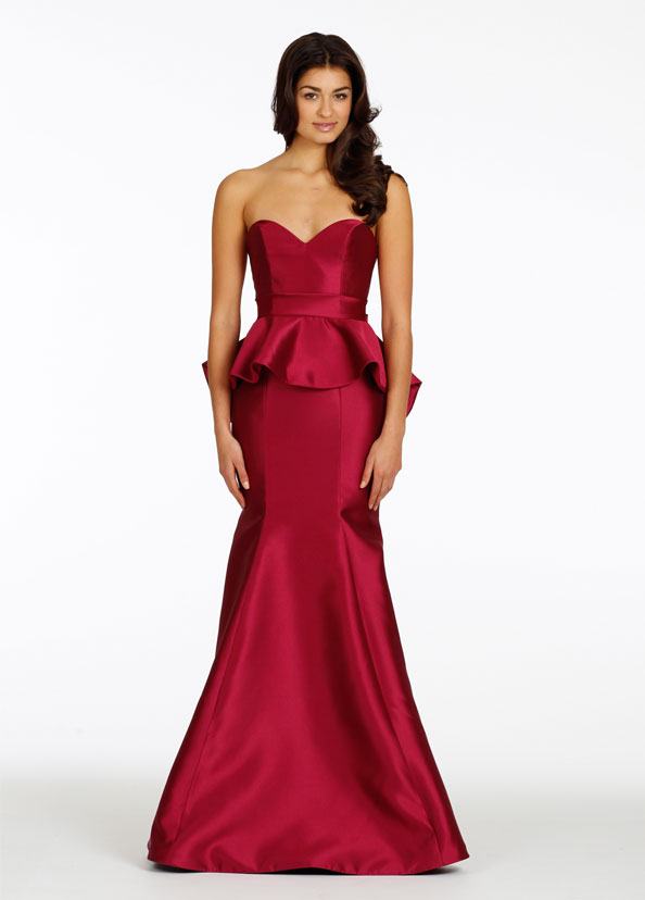 Noir By Lazaro Bridesmaids and Special Occasion Dresses Style NZ3435 by JLM Couture, Inc.