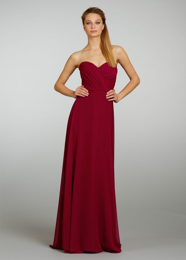 Noir By Lazaro Bridesmaids and Special Occasion Dresses Style NZ3337 by JLM Couture, Inc.