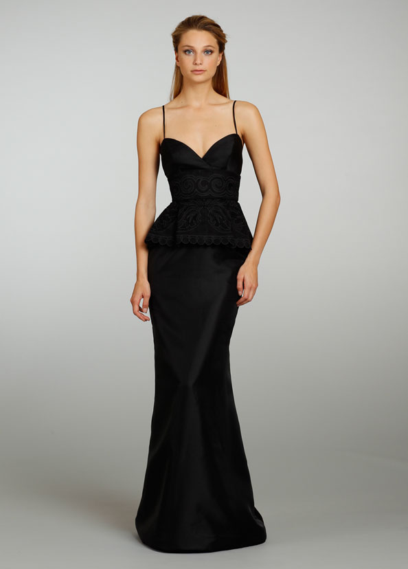 Noir By Lazaro Bridesmaids and Special Occasion Dresses Style NZ3336 by JLM Couture, Inc.