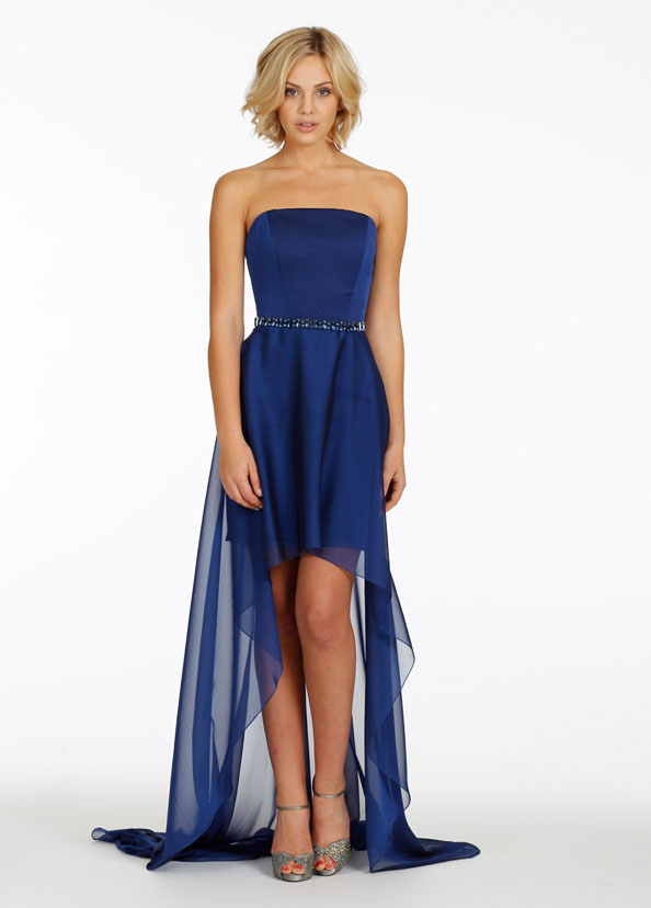 Noir By Lazaro Bridesmaids and Special Occasion Dresses Style NZ3431 by JLM Couture, Inc.