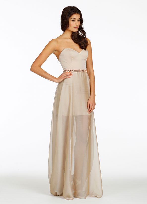 Noir By Lazaro Bridesmaids and Special Occasion Dresses Style NZ3436 by JLM Couture, Inc.