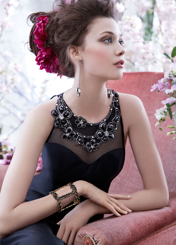 Noir By Lazaro Bridesmaids and Special Occasion Dresses Style NZ3381 by JLM Couture, Inc.