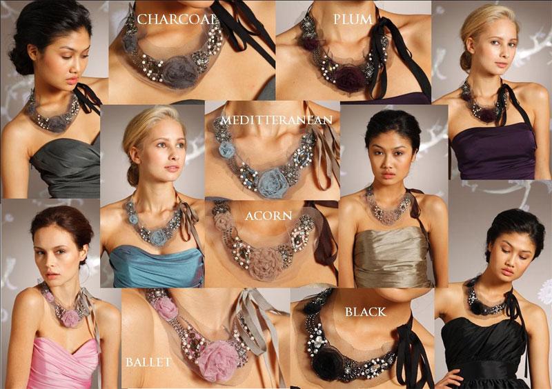 Necklace Colors