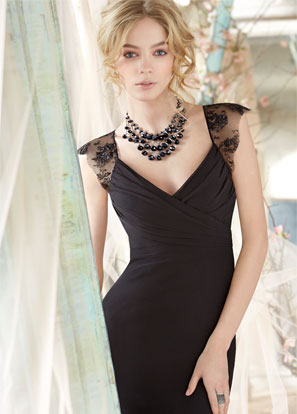 Jim Hjelm Occasions Bridesmaids and Special Occasion Dresses Style 5319 by JLM Couture, Inc.