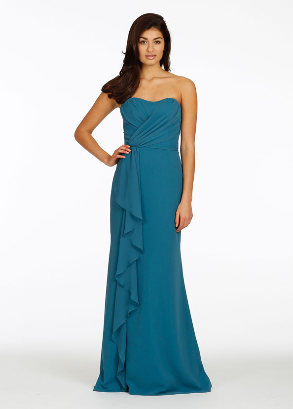 Jim Hjelm Occasions Bridesmaids and Special Occasion Dresses Style 5423 by JLM Couture, Inc.
