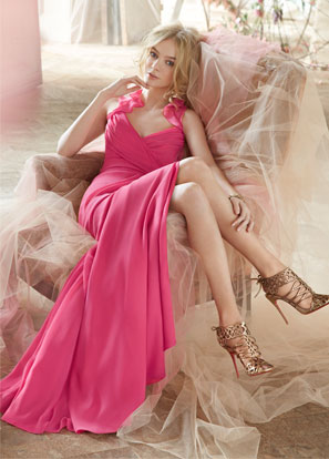 Jim Hjelm Occasions Bridesmaids and Special Occasion Dresses Style 5314 by JLM Couture, Inc.