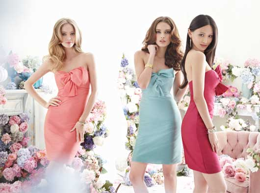 Jim Hjelm Occasions Bridesmaids and Special Occasion Dresses Style 5256 by JLM Couture, Inc.