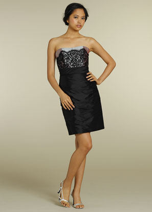 Jim Hjelm Occasions Bridesmaids and Special Occasion Dresses Style 5206 by JLM Couture, Inc.