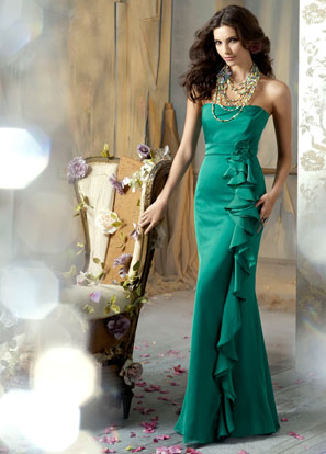 Jim Hjelm Occasions Bridesmaids and Special Occasion Dresses Style 5038 by JLM Couture, Inc.