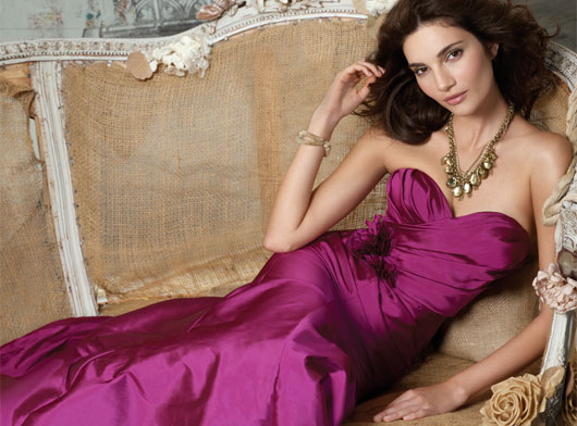 Jim Hjelm Occasions Bridesmaids and Special Occasion Dresses Style 5137 by JLM Couture, Inc.