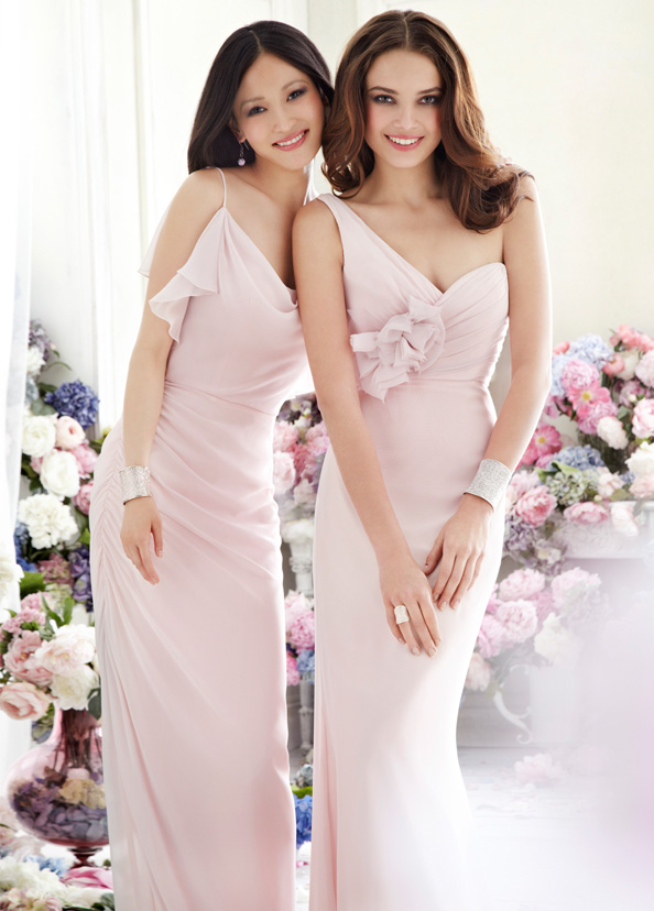 Jim Hjelm Occasions Bridesmaids and Special Occasion Dresses Style jh5275 by JLM Couture, Inc.