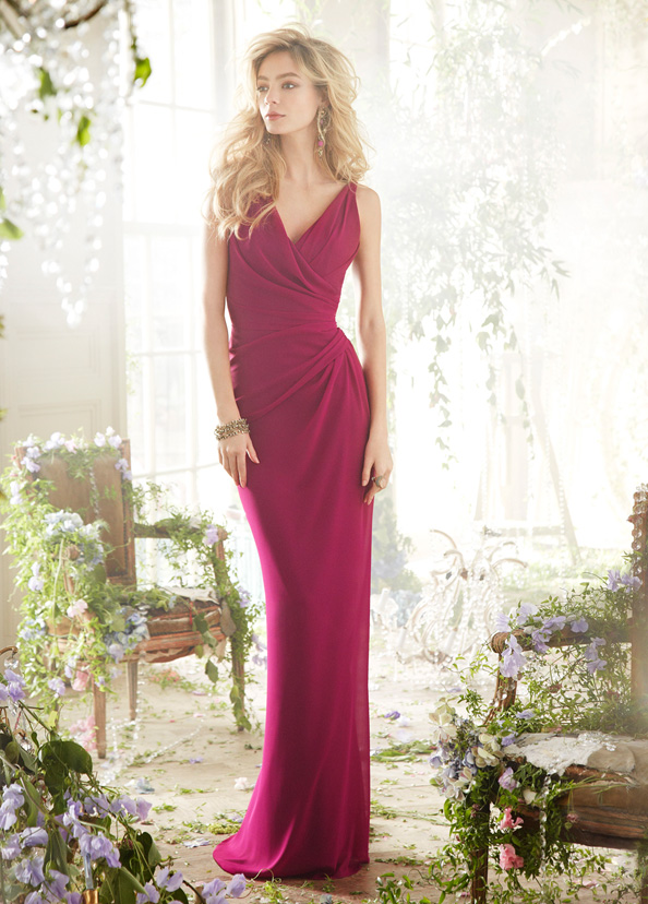 Jim Hjelm Occasions Bridesmaids and Special Occasion Dresses Style jh5412 by JLM Couture, Inc.