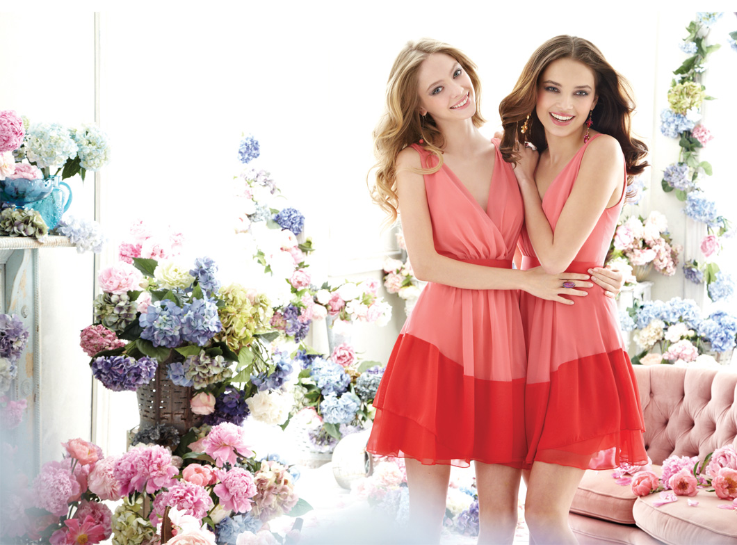 Jim Hjelm Occasions Bridesmaids and Special Occasion Dresses Style jh5258 by JLM Couture, Inc.