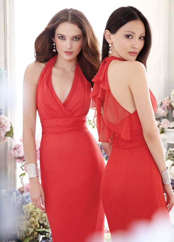 Jim Hjelm Occasions Bridesmaids and Special Occasion Dresses Style jh5266 by JLM Couture, Inc.