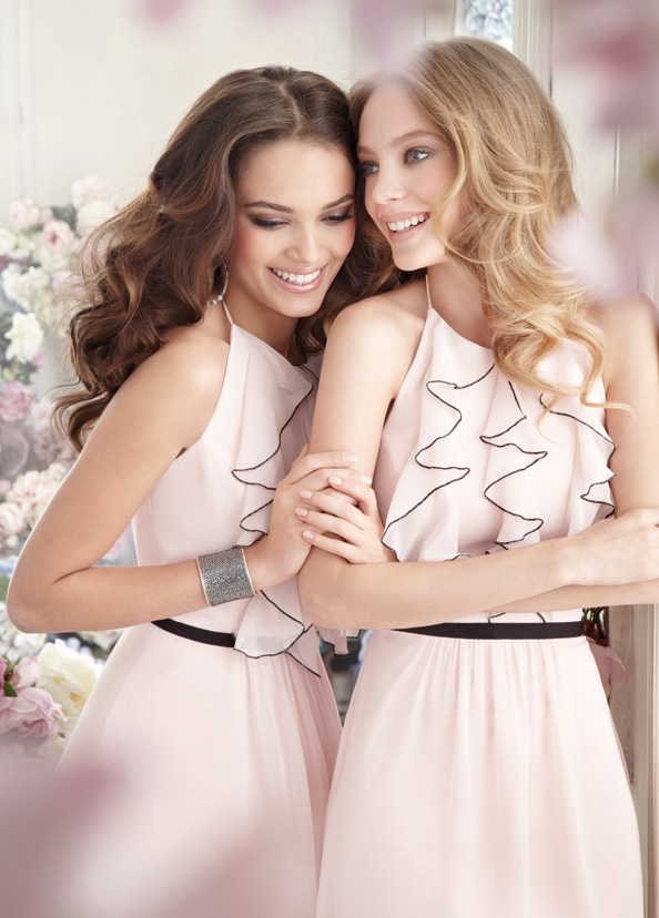 Jim Hjelm Occasions Bridesmaids and Special Occasion Dresses Style jh5251 by JLM Couture, Inc.