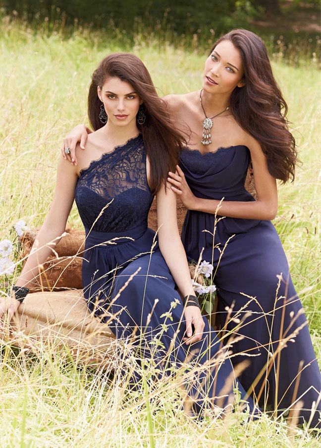 Jim Hjelm Occasions Bridesmaids and Special Occasion Dresses Style jh5453 by JLM Couture, Inc.