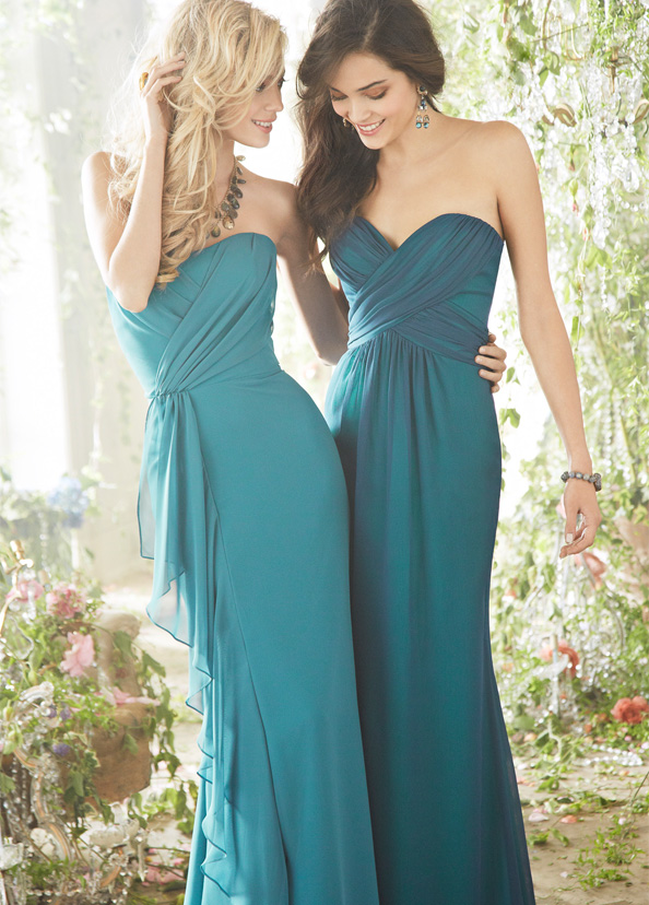 Jim Hjelm Occasions Bridesmaids and Special Occasion Dresses Style jh5423 by JLM Couture, Inc.