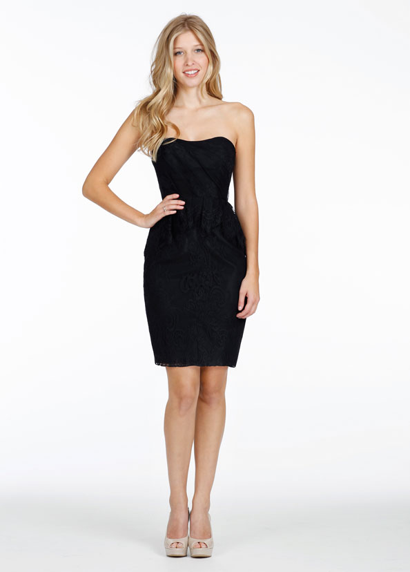Jim Hjelm Occasions Bridesmaids and Special Occasion Dresses Style jh5421 by JLM Couture, Inc.