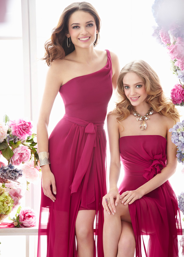 Jim Hjelm Occasions Bridesmaids and Special Occasion Dresses Style jh5284 by JLM Couture, Inc.