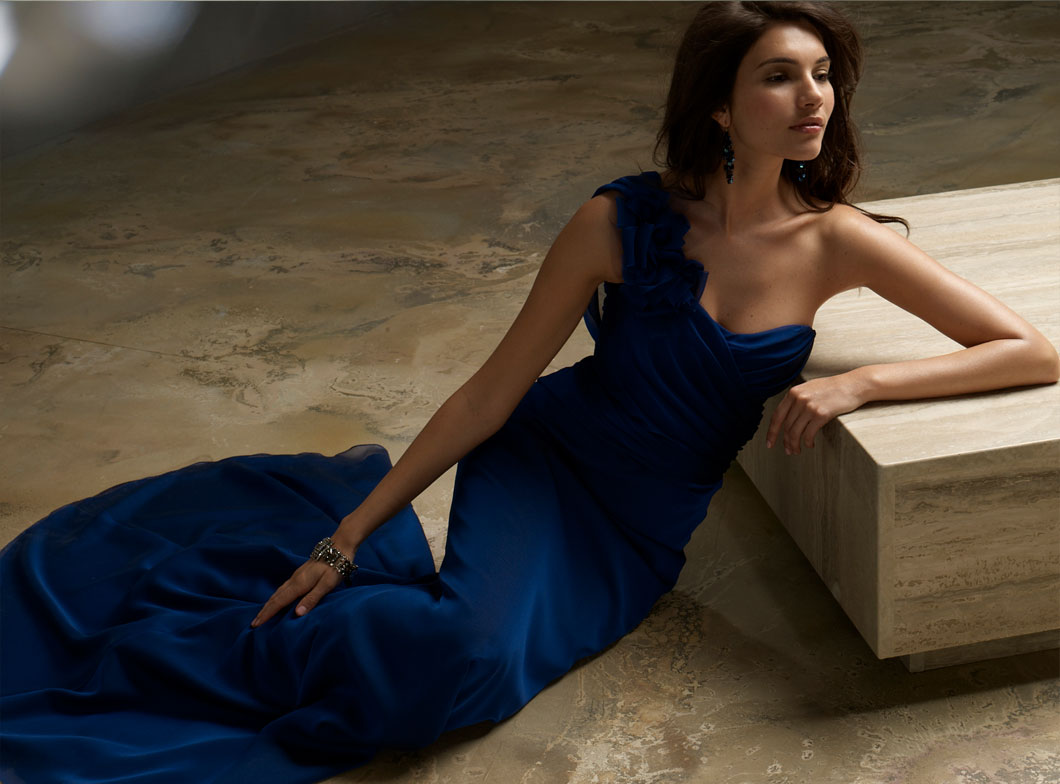 Jim Hjelm Occasions Bridesmaids and Special Occasion Dresses Style jh5181 by JLM Couture, Inc.