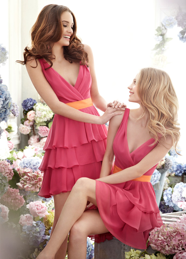 Jim Hjelm Occasions Bridesmaids and Special Occasion Dresses Style jh5253 by JLM Couture, Inc.