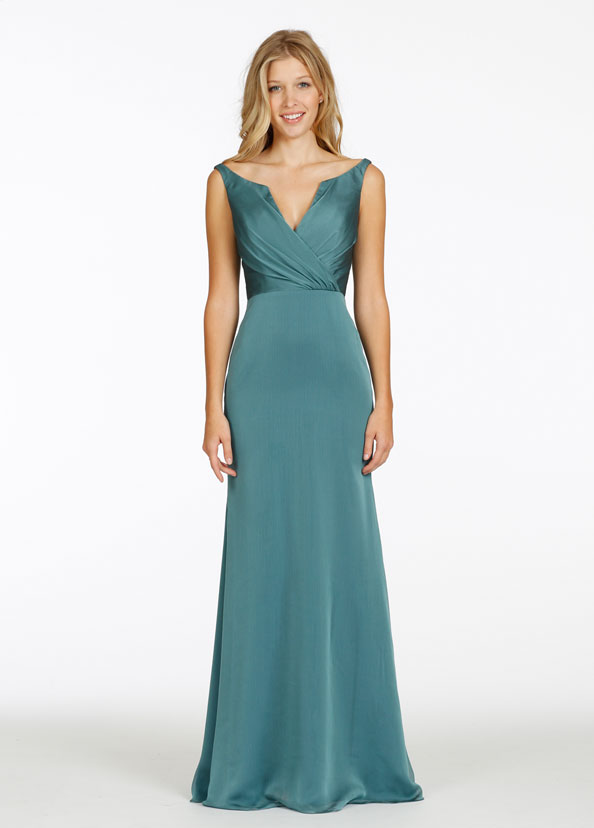 Jim Hjelm Occasions Bridesmaids and Special Occasion Dresses Style jh5425 by JLM Couture, Inc.