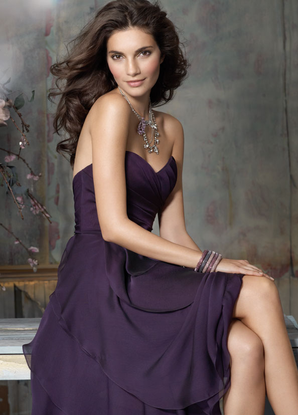 Jim Hjelm Occasions Bridesmaids and Special Occasion Dresses Style jh5118 by JLM Couture, Inc.