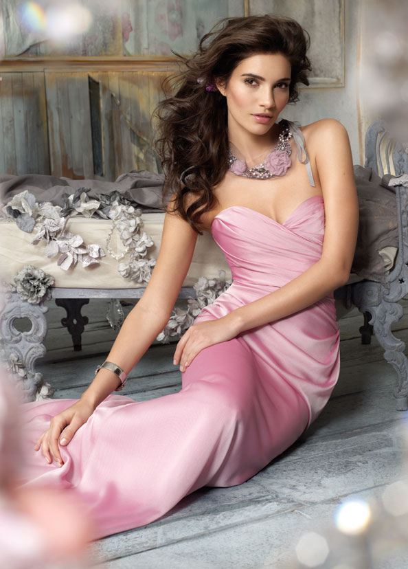 Jim Hjelm Occasions Bridesmaids and Special Occasion Dresses Style jh5128 by JLM Couture, Inc.