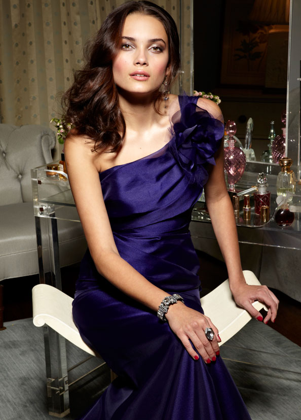 Jim Hjelm Occasions Bridesmaids and Special Occasion Dresses Style jh5245 by JLM Couture, Inc.