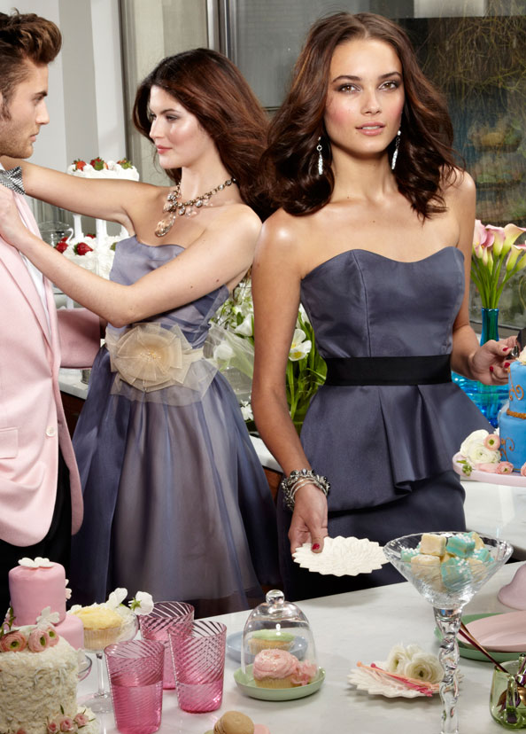 Jim Hjelm Occasions Bridesmaids and Special Occasion Dresses Style jh5202 by JLM Couture, Inc.