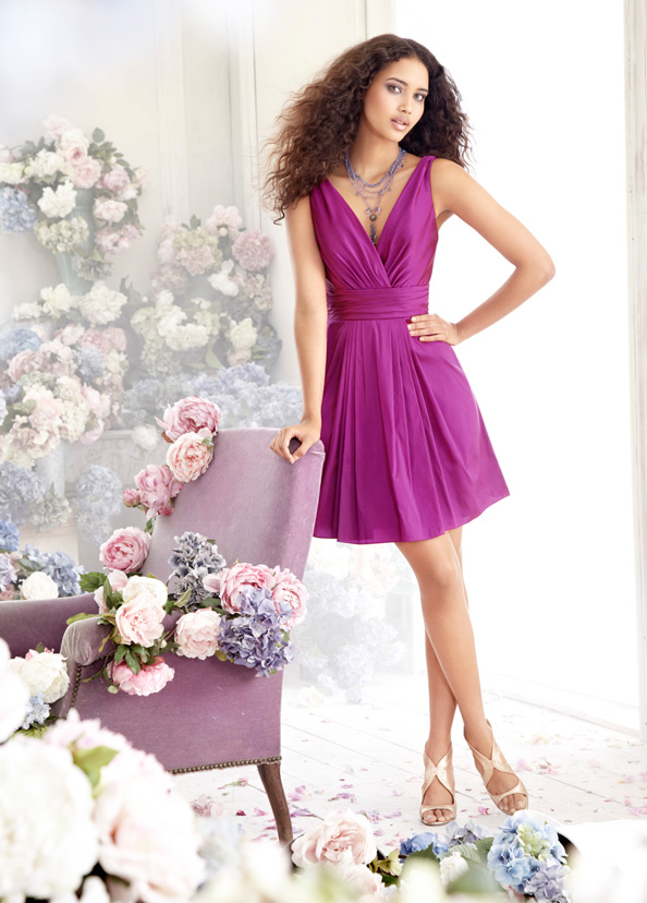 Jim Hjelm Occasions Bridesmaids and Special Occasion Dresses Style jh5254 by JLM Couture, Inc.