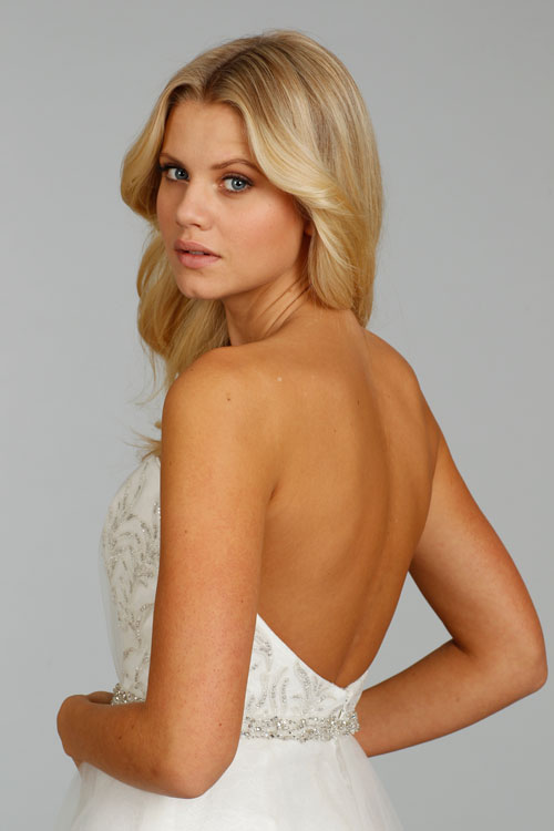 Close Up Back View