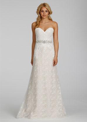 Ti Adora Bridal Dresses Style 7457 by JLM Couture, Inc.