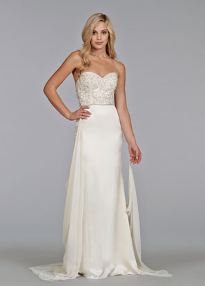 Tara Keely Bridal Dresses Style 2402 by JLM Couture, Inc.