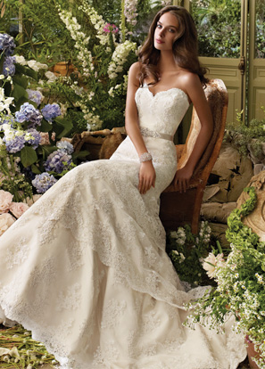 Tara Keely Bridal Dresses Style 2206 by JLM Couture, Inc.